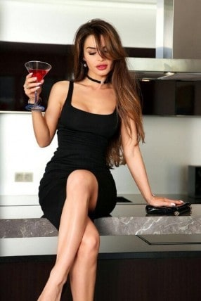 Escort Amanda in Exford