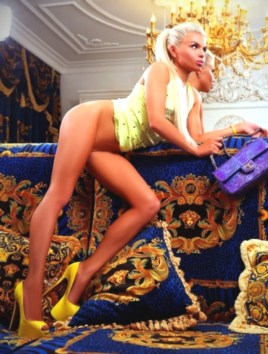 Escort Katia in Torquay