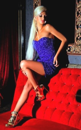 Escort Olesya in Latchford